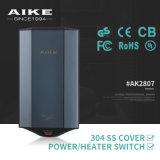 Dessiccateur à grande vitesse électrique commercial de main de gicleur de l'air AK2807
