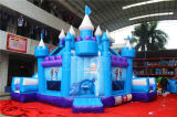 Corrediça inflável Chsl1122 combinado do castelo Bouncy Frozen
