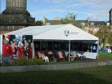 De populaire Tent van de Verkoper van het Stadion van de Klamboe van het Ontwerp Tijdelijke