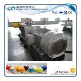Máquina de extrusão de borracha de parafuso duplo