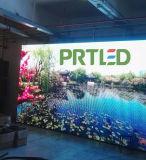 Colore completo esterno di alta qualità LED P4 che fa pubblicità alla visualizzazione con alta luminosità
