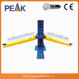 Elevación hidráulica del poste del diseño del embase con 3.5tons