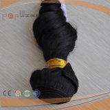 Индийские лучшие натуральные волос волнистых волос (Weft PPG-L-063)