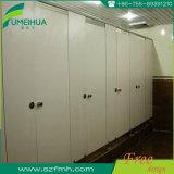 Imperméable stratifié compact des toilettes publiques de l'armoire système du compartiment