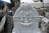 Intagliare la fontana di marmo Mf-023 della pietra della fontana della fontana