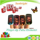 Sunbright Ce&FDA zugelassenes heißes Fingerspitze-Impuls-Oximeter des Verkaufs-Sun-50A