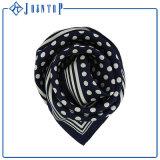 製造業者の性質の極度の柔らかいデジタル印刷の絹のスカーフ