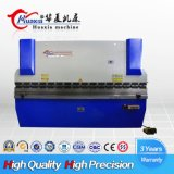 Wc67y chapa metálica máquina de dobragem fabricante dobradeira Hidráulica