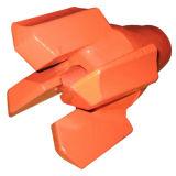 La fabrication de pièces de rechange d'investissement de coulée de métal