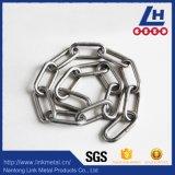 Catena a maglia standard australiana dell'acciaio inossidabile SUS304
