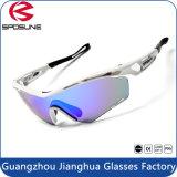 2016 Melhor vendedor da estrutura flexível Anti Glare Mountain Bike óculos de sol óculos de Novo Estilo