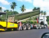 Le Vietnam populaire ! Forme d'U vidant la remorque