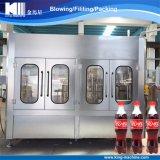 高品質の中国自動ミネラルスパーク水充填機