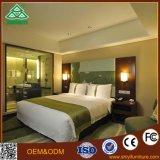 Doppia mobilia moderna e moderna di lusso della stanza della base impostata per l'hotel, insieme di camera da letto moderno