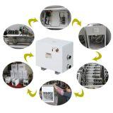 Fabrik angegebene elektrische Swimmingpool-Heizung des Wasser-18-60kw