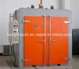 Horno de secado de ahorro de energía para la línea de recubrimiento en polvo