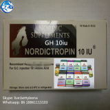H-G H 호르몬 스테로이드 191AA K-Ig Jin Tropin Gh 10iu