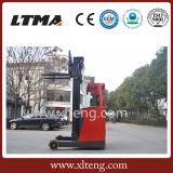 Ltma 1.5tの販売のための電気範囲のフォークリフトのスタッカー