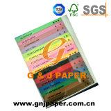 80-de Kaart van het Document van de 400GSM- Kleur bij de Productie die van de Prentbriefkaar wordt gebruikt
