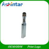 Stok USB van het Metaal Pendrive van de Pen USB van de aanraking de Waterdichte Mini