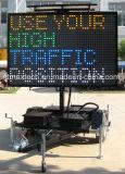 Livro Verde qualificada global Displays LED movidos a energia solar Mobile Vms