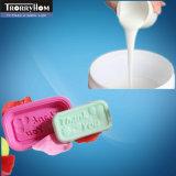 La FDA ha certificato la gomma di silicone della cura di Polyaddtion per fare le muffe del sapone