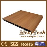 Compuesto de plástico de madera cubierta de PVC de WPC decorativos Paneles de pared