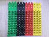 カラー黄色。 27口径のプラスチック10打撃S1jl 27の口径ロードストリップ力ロード