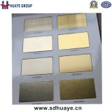 PVD Gold Color Stainless Steel Decorative Plate