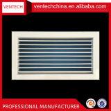 Систем отопления алюминиевые одно отклонение решетки ниши воздухозабора на потолке подачи воздуха