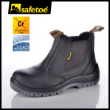 Главные полные ботинки безопасности Blundstone кожи с сохранённым природным лицом с подошвой TPU