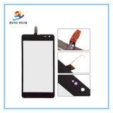 Schermo di tocco mobile dell'affissione a cristalli liquidi del telefono delle cellule per Nokia Lumia 535 parti di vetro del convertitore analogico/digitale di N535 2c 2s