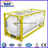 ISO 기준 탄소 강철 20FT 40FT 가스 탱크 콘테이너