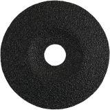 스테인리스 115X22.2mm를 위한 섬유 모래로 덮는 디스크
