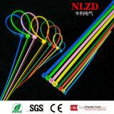 Het Chinese pit van Prefessional UL bindt OEM van de de fabrikantenSteun van kabelbanden