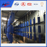 産業鋼鉄コンベヤーのローラーの静的な吹き付け塗装か電流を通されたコーティング