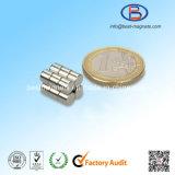 Directe Fabriek van de Permanente Magneten D20*5 van het Neodymium van de Schijf Super Sterke