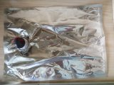 薄板にされた袋を包む2Lミルクまたはオイルまたは水口