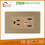 Sprachsteuerwand-Schalter der Qualitäts-Sicherheits-1000W