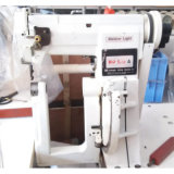 Ausgereifte helle Transformable normale/gebogene Hohe-Postbed Nähmaschine (Kilowatt 505A)