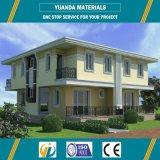 Filipinas prefabricaron las casas vivas de acero