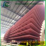 MDF de melamina para móveis da fábrica de Linyi