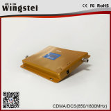 Dual CDMA / Dcs 850 / 1800MHz Cell Phone Signal Booster