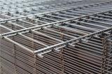 Acoplamiento de alambre doble soldado calidad del acero 656 revestidos del polvo (XMM-WM1)