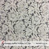 Cabo espesso tecido Lace para vestidos de Casamento (M2123-G)