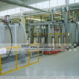 De Oven van de Thermische behandeling van het Type van rol voor het Ononderbroken Werken
