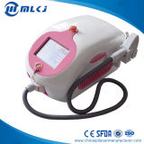 Portable 808nm diodo laser macchina di rimozione permanente dei capelli con 12 bar