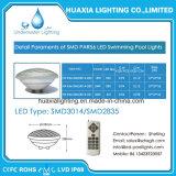 SMD3014 vertiefte LED-Unterwasserswimmingpool-Licht-im Freienlampe
