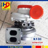 Turbocompressor K13c para Hino Diesel Engine Turbo Kit (24100-2712A)