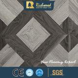 12.3mm E0 HDF AC4 Woodgrain Texture Laminbate noyer les revêtements de sol